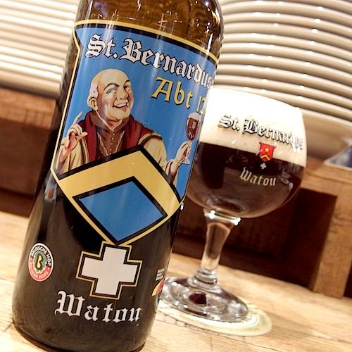 セント・ベルナルデュス・アブトの大瓶(750ml)