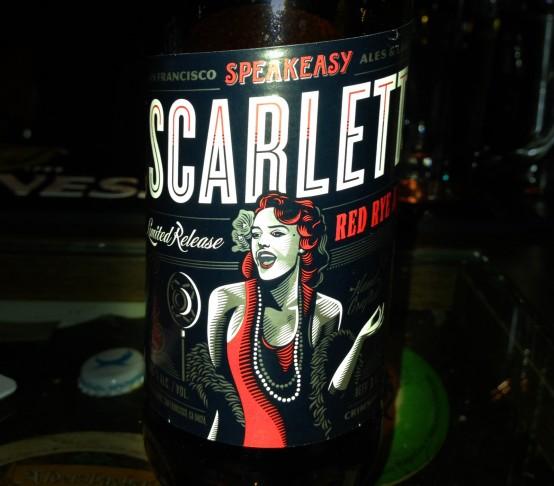 Scarlett Red Rye Ale