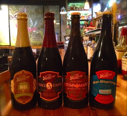 Bruery Seasonal