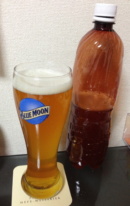 The 1st SNOW Taeyangin&DK Hefe Weiss Bier