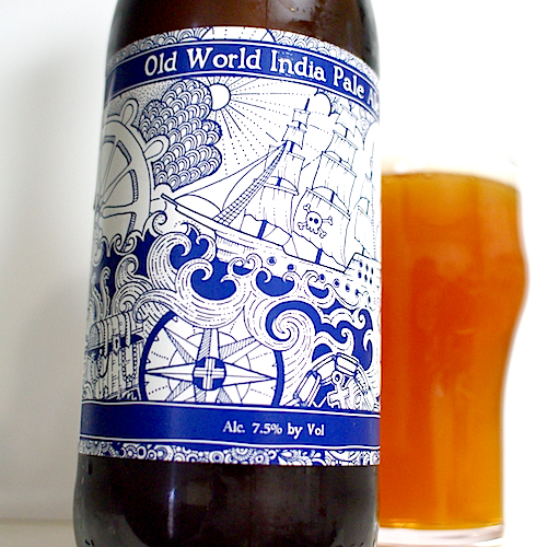 Old World India Pale Ale