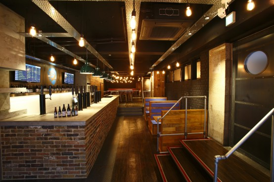 BREWDOG Bar Roppongi Tokyo 02/21/2014