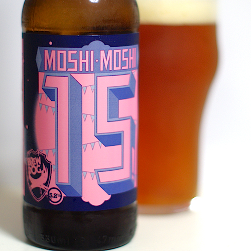 Moshi Moshi 15 Pale Ale