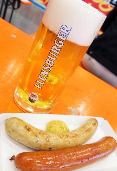 アルコール6.8%ながらも飲みやすいビール。グイグイ行けちゃうので、気づくと酔いがまわっていることも