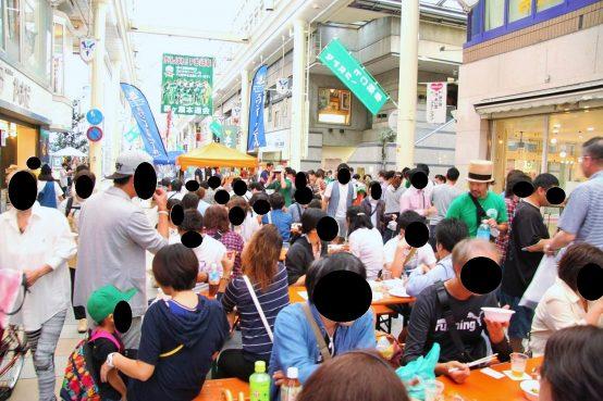 0から立ち上げた岐阜ビール祭り。今年はどんな盛り上がり方をするのだろうか?今から楽しみだ