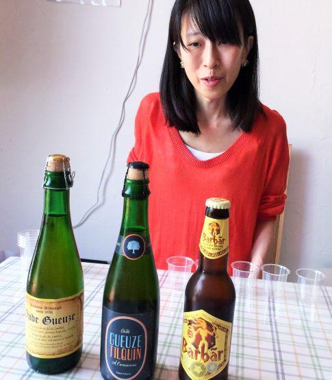 ベルギービール・プロフェッショナルマスターの小泉氏がわかりやすくベルギービールについて教えてくれる!