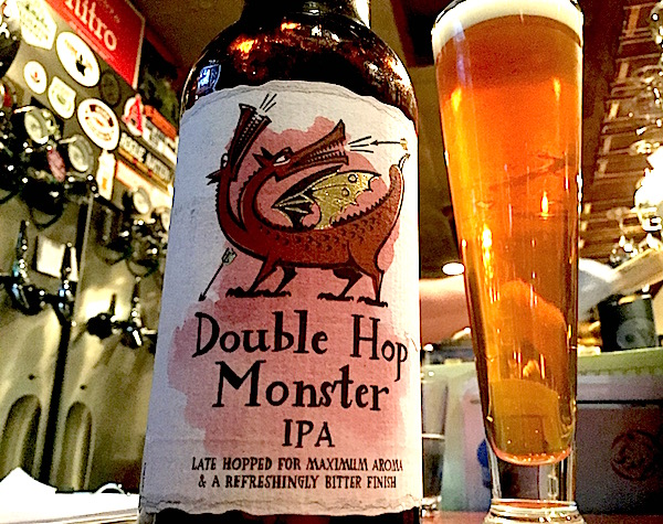 Double Hop Monster IPA