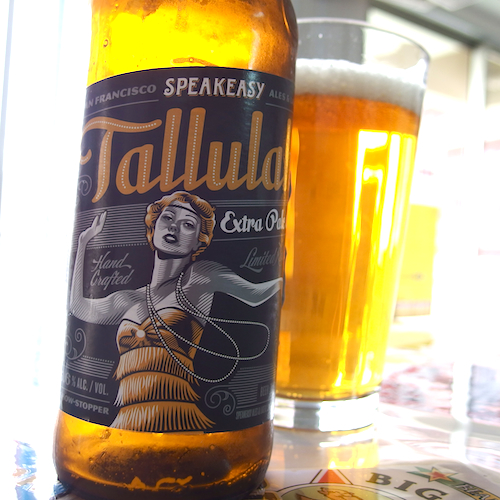 Tallulah Extra Pale Ale