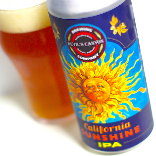 California Sunshine IPA