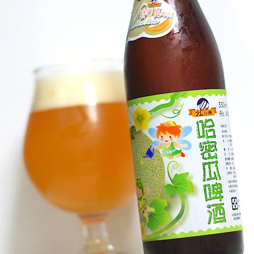 哈密瓜啤酒