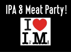 4/29(水・祝)、大阪「Craft Beer Base BUD」で【初イベント!】IPAと肉の宴、開催