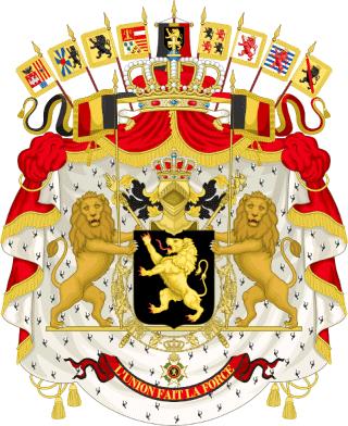 ベルギー国章