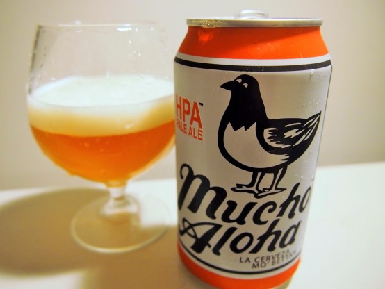 Mucho Aloha Hawaiian Pale Ale