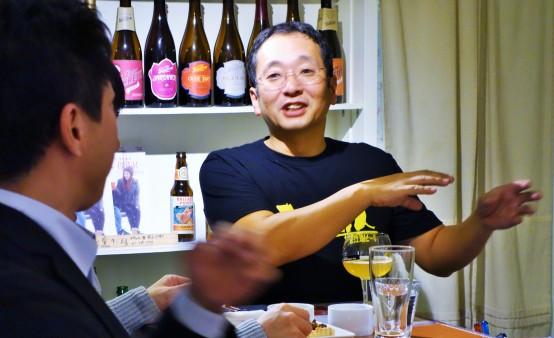 矢野社長のトークも熱を帯びていった