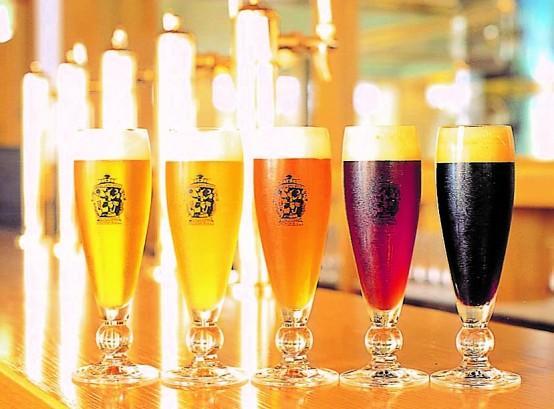 当日は限定を含め、9種類ものビールが楽しめる!