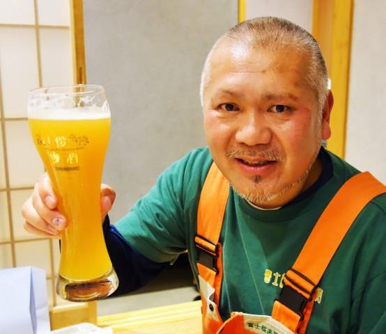 日本を代表するブルワーの1人でもある宮下天通氏が率いる富士桜高原麦酒が都内で飲めるはビールファンにとっては喜ばしいことだ