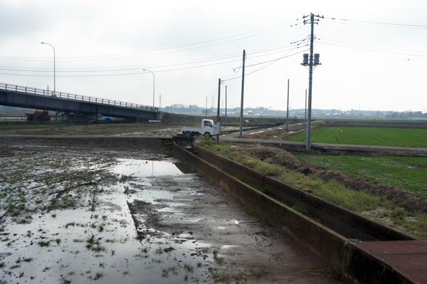 関鉄ビール列車(水害)