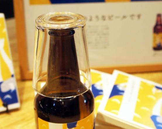 瓶のビール