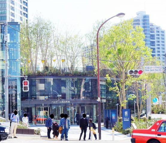高田馬場駅を出てBIGBOX方面へ道なりに徒歩5分。4月にオープンしたばかりのベルサール高田馬場が今回の会場だ