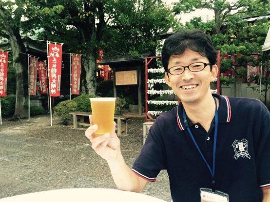 フランスビールについて、もっと知りたい方はイベントで土屋氏を見かけたら声をかけてみてください!