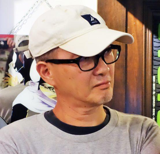 髙山氏はビールを通じて、様々な交流の場をつくり出している