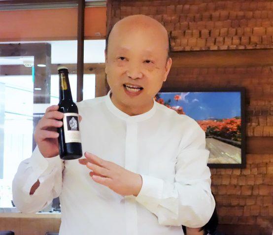 那須高原ビール小山田代表はコーチング技能に長けている方だ。巧みな話術で、参加者の興味を惹きつけていった