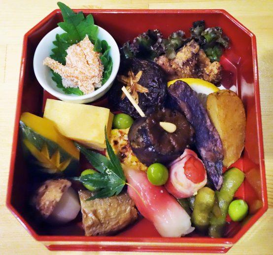 自然に恵まれた那須高原の食材を使用した彩り豊かなオードブル