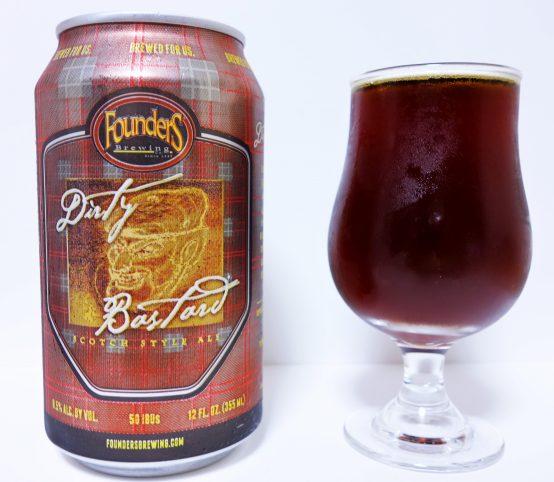 「自分たちが飲みたいビール」として、生まれたDirty Bastard。ここからFoundersの歴史が劇的に変わっていく