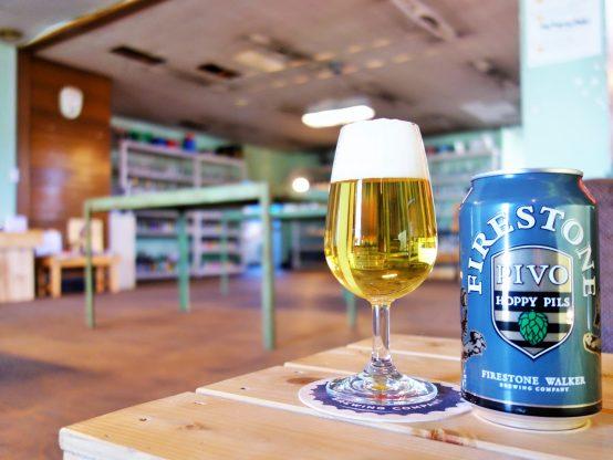 自分の好きなビールを飲みながら過ごす幸せなひとときを!