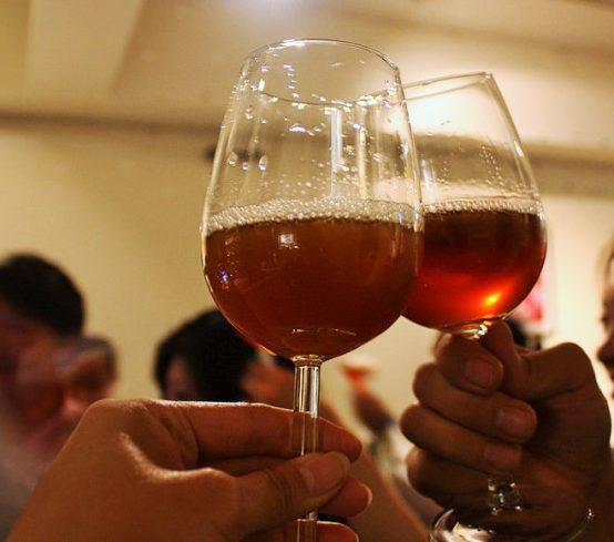 ボジョレー・ヌーボーもいいが、ビールファンならばこっちで乾杯したい!