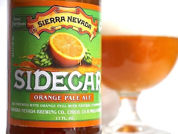 Sidecar Orange Pale Ale