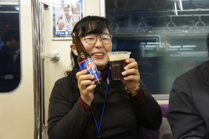 銚子ビールトレイン