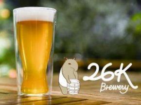 【26Kブルワリー】 中央線・武蔵境~東小金井間の高架下に3坪のクラフトビールラボラトリがオープン!