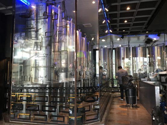 CDC店舗 醸造設備
