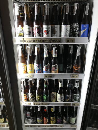 Wishbeerのクラフトビールボトル