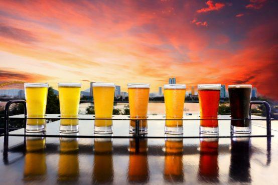 7 bridges brewingのクラフトビール