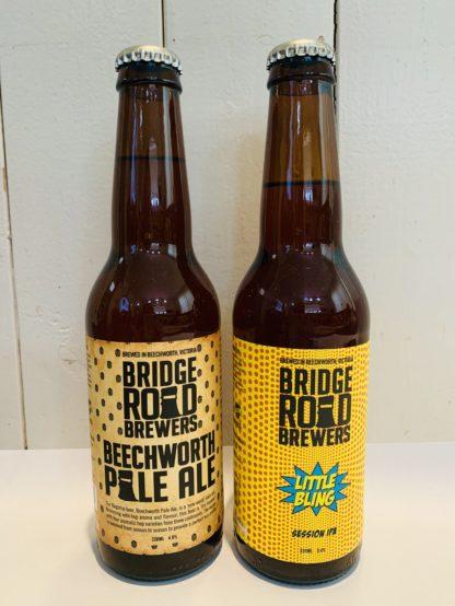 bridge road brewers bottle