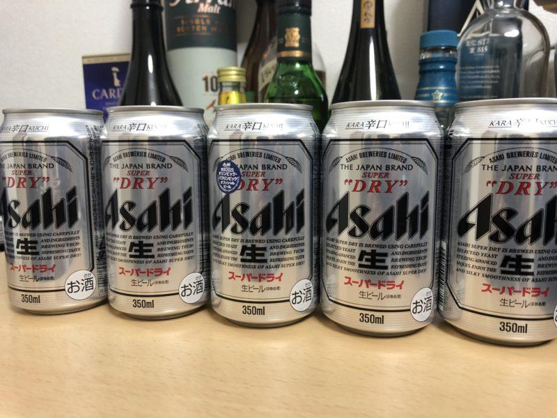 【買ったらすぐ飲むな!?】ビールが何日で「本来の」味になるのか検証してみた。 画像