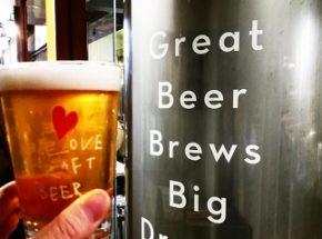CRAFT BEER BASE Brewing Lab(大阪市西区)醸造開始1周年。2020/01/11(土)記念イベント開催
