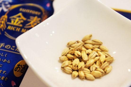 四季の金麦 麦芽