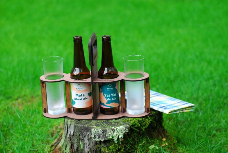 2020年8月31日(月)まで蓼科の森で8Peaks BREWINGのビールが楽しめます 画像