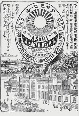 アサヒビール画像