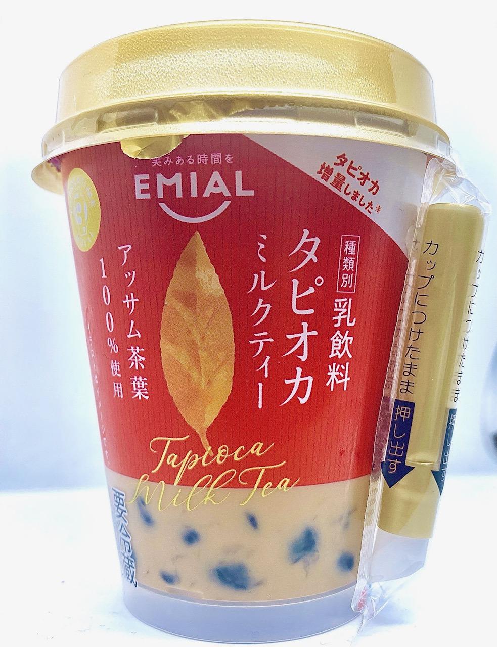 安曇野食品工房株式会社「TAPIOKA TIME ROYAL タピオカミルクティー」