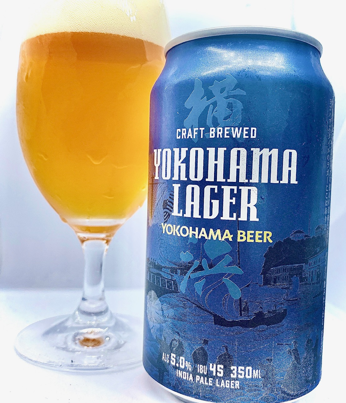 株式会社横浜ビール「横浜ラガー(缶)」