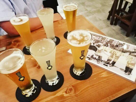 クラフトノンアルビール飲み比べ