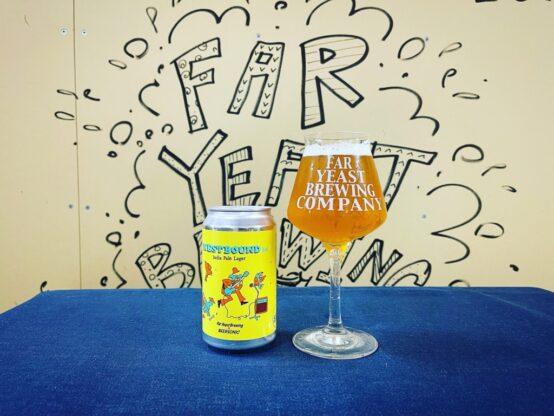 福岡BEERSONICとのコラボビールシリーズ第5弾 Far Yeast WESTBOUND 5th India Pale Lager