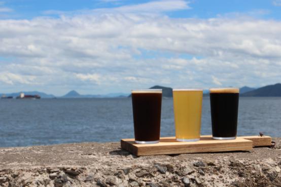 六島浜醸造所 六島 クラフトビール