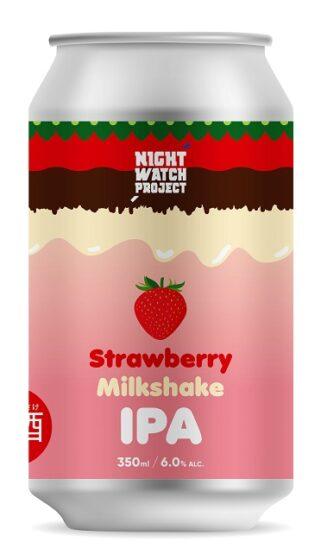 Strawberry Milkshake IPA