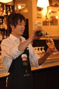 フランダーステイルの濱田聡一郎さん