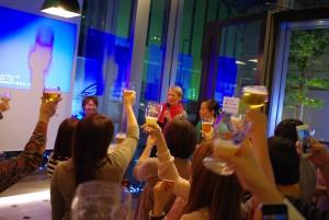 サンフーヤン醸造所のビールで乾杯!